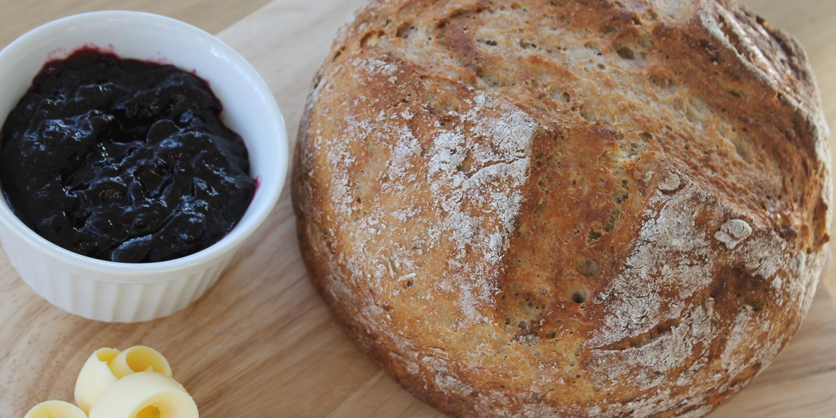 Allison's Soda Bread