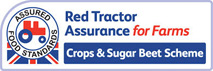 Red Tractor Farm Assurance Combinable Crops and Sugar Beet Scheme